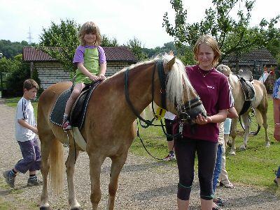 Ponyreiten für kinder duisburg